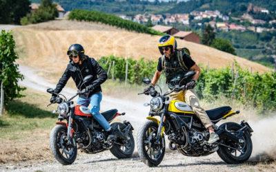 Motocicletas tipo Scrambler. Qué son y modelos.