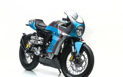 Top 10: Cafe racers de 2020